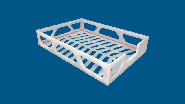 High Air Flow Tray and Tote